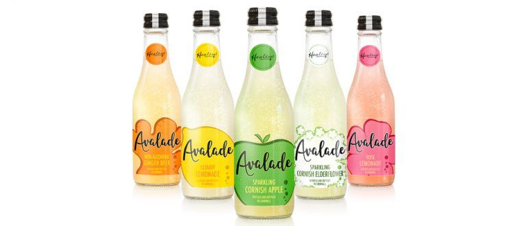 Sophisticated Sparkling Juices