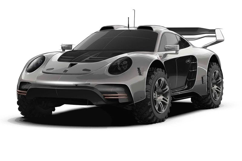Off-Road-Ready Concept Cars