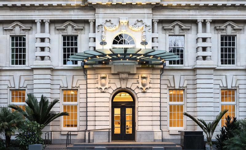 Luxury Historic Hotels