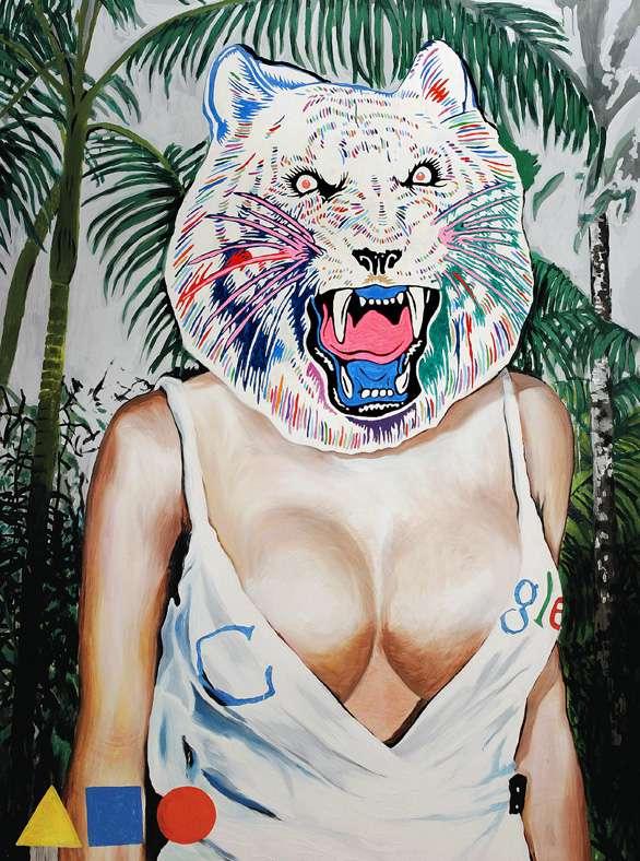 Animal-Headed Women