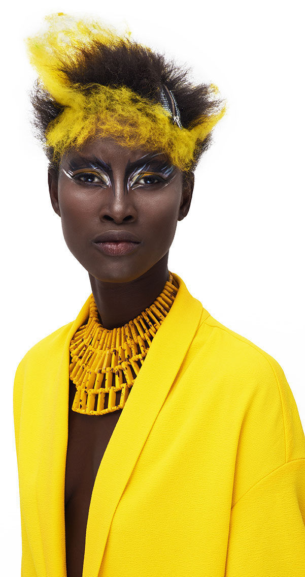 Vivid Color Spectrum Editorials