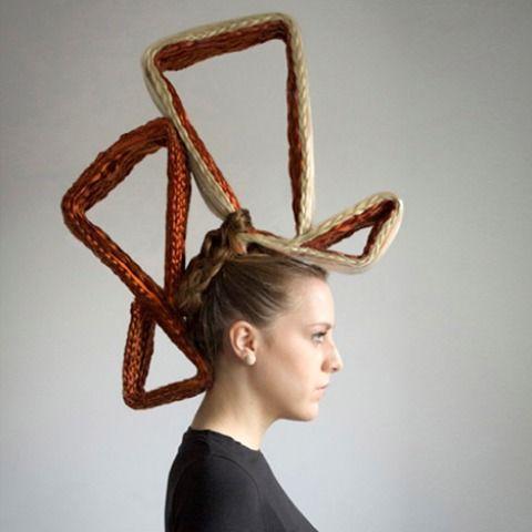 66 Outrageous Avant Garde Hair Designs