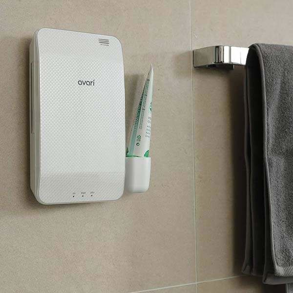Dual-Purpose Bathroom Sanitizers