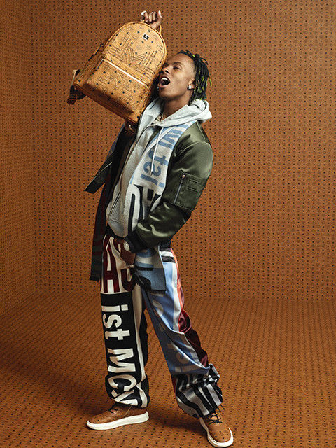 Hip Hop-Inspired Accessory Campaigns