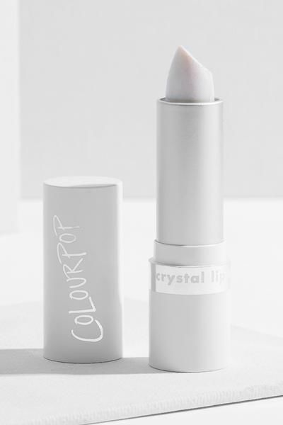 Crystal-Infused Lip Balms