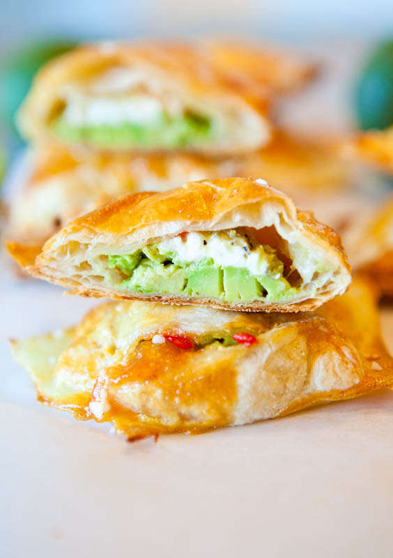 Crispy Mexican Pastries