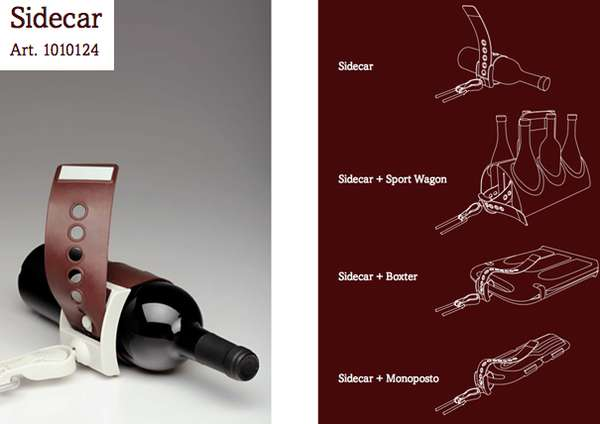 Wine Bottle Carriers