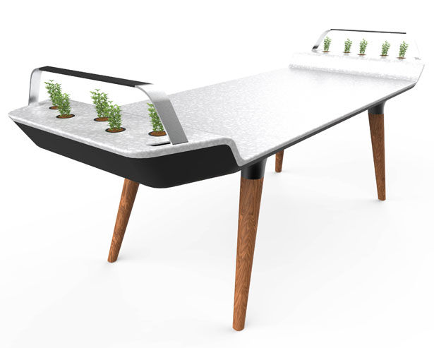 Greenery Incorporated Dining Tables