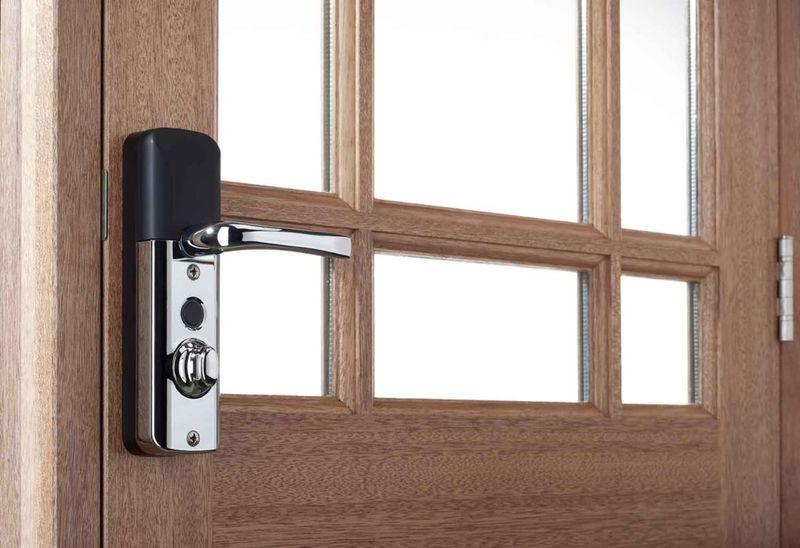 Style-Conscious Smart Locks