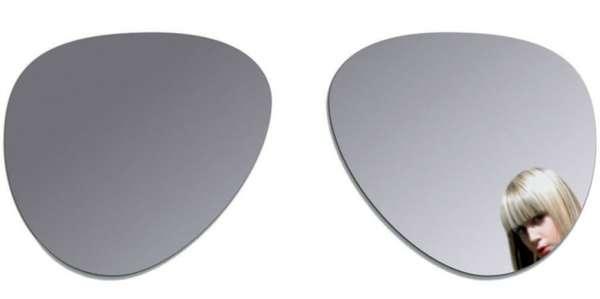 Sunglass-Inspired Reflectors
