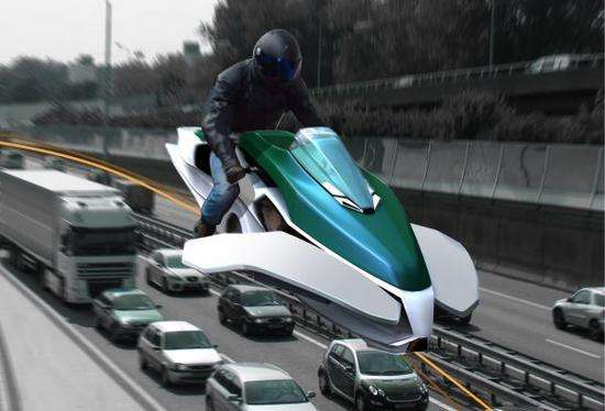Flying Motorbikes Avio Moto