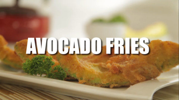 Avocado French Fries