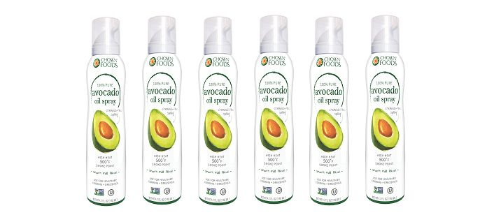 Nutritious Avocado Oil Sprays