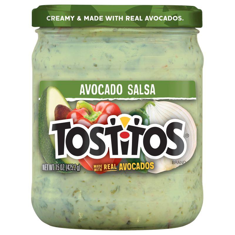 Creamy Avocado Salsas