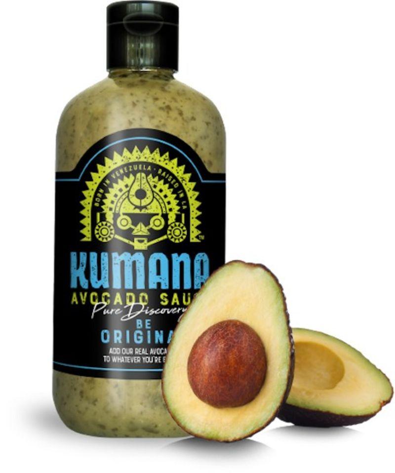 Creamy Avocado Sauces