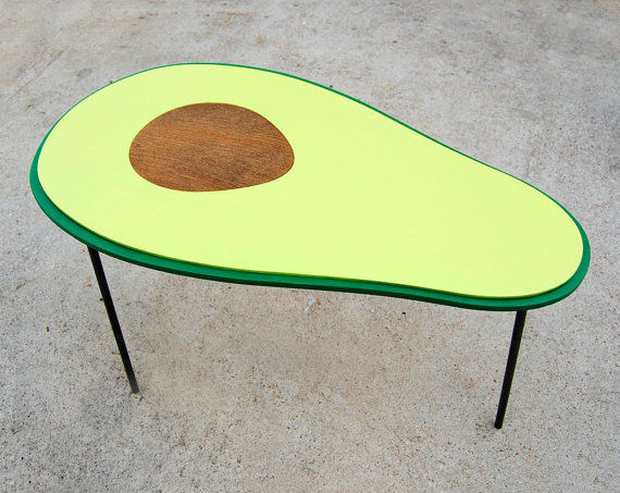 Nutritional Fruit Furniture