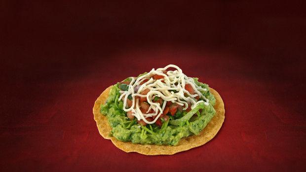 Mexican Avocado Tostadas
