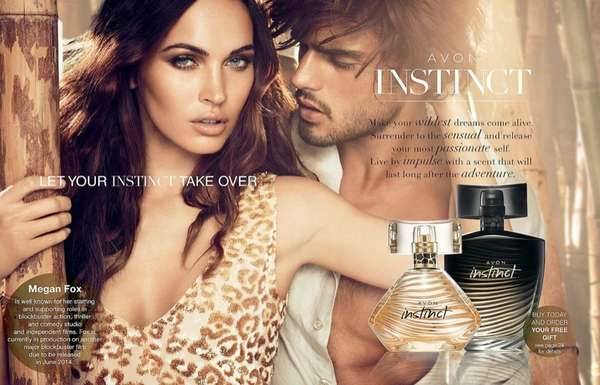 Radiantly Wild Perfume Ads