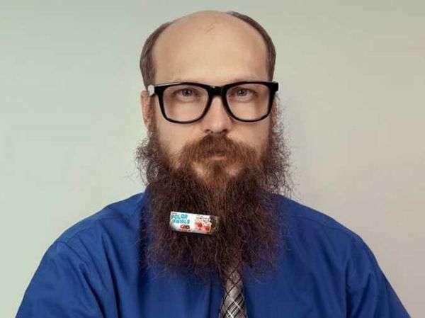 Mini Beard Billboards
