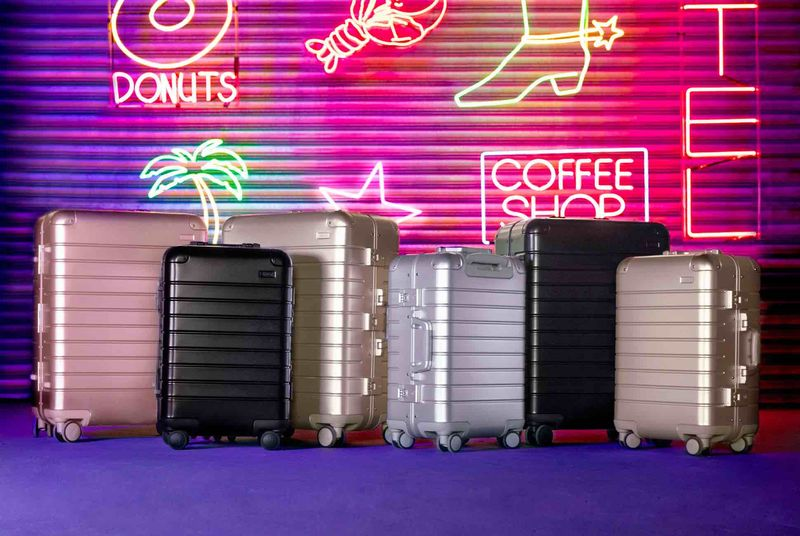 Technology-Matching Suitcases