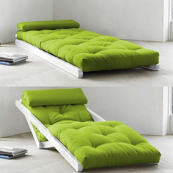 futons daybed day frame bed lounger the futon white lounge chaise shop spacely set