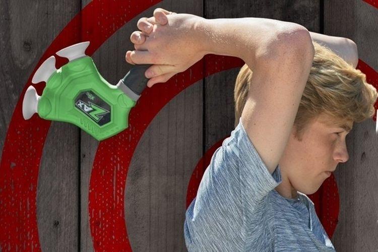 Family-Friendly Axe Throwing Toys