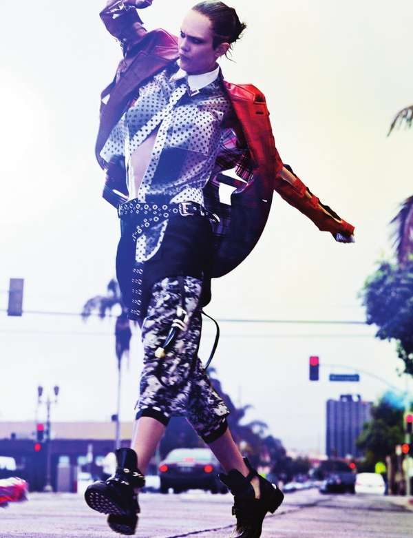 Scrappy Streetwear Shoots