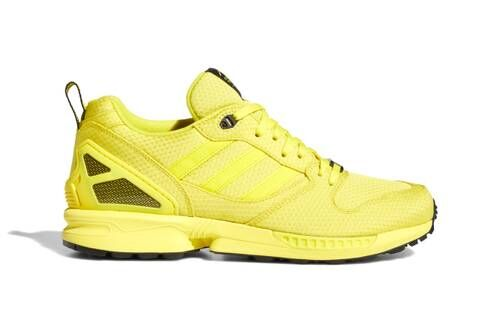 Bright Supportive Running Shoes