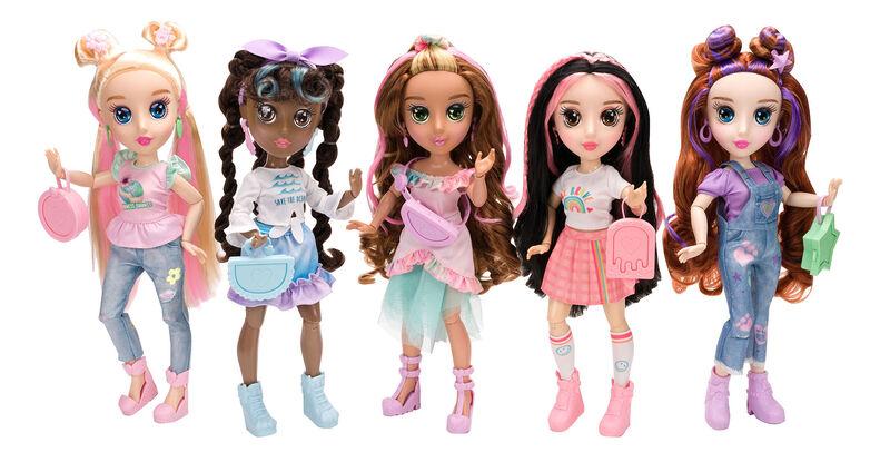 Eco-Friendly Fashion Dolls