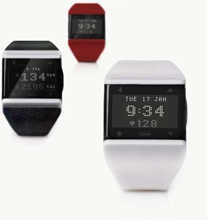 Fitness Cardio Wristbands