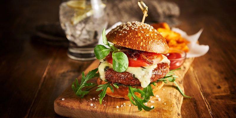 Vegan Vitamin Burgers