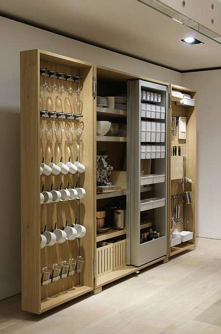 Mobile Kitchens B2 By Bulthaup