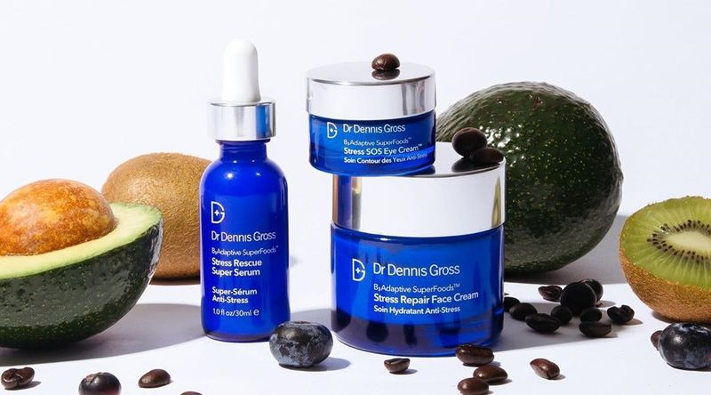De-Stressing Skincare Collections