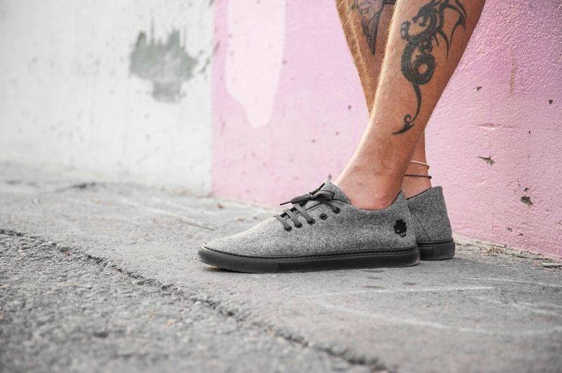 Urban Wool Sneakers