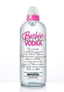 Baby Booze Bottles
