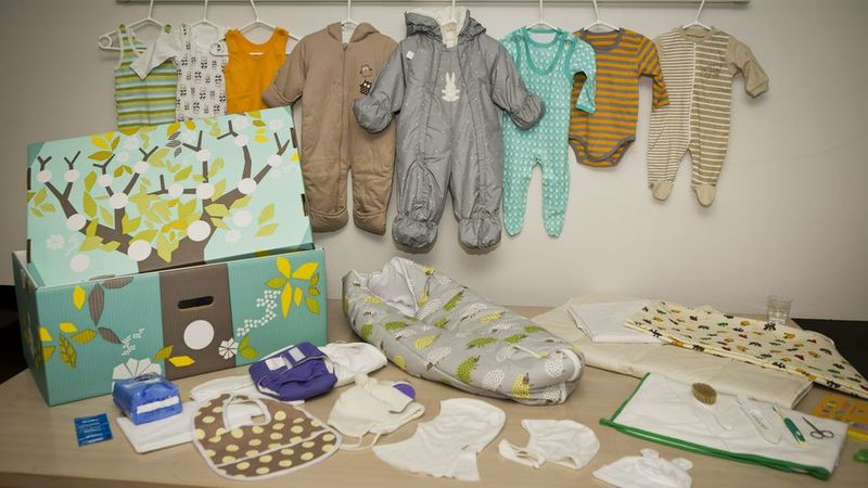 Essential Baby Boxes