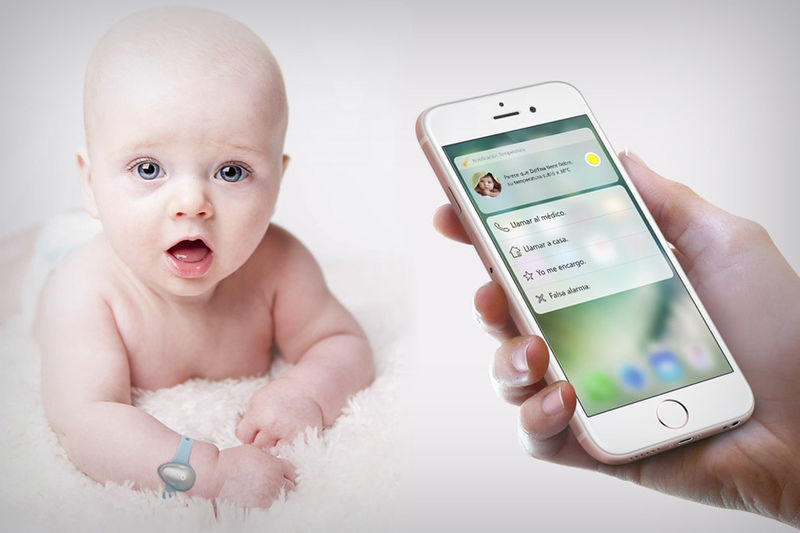 Real-Time Infant Trackers