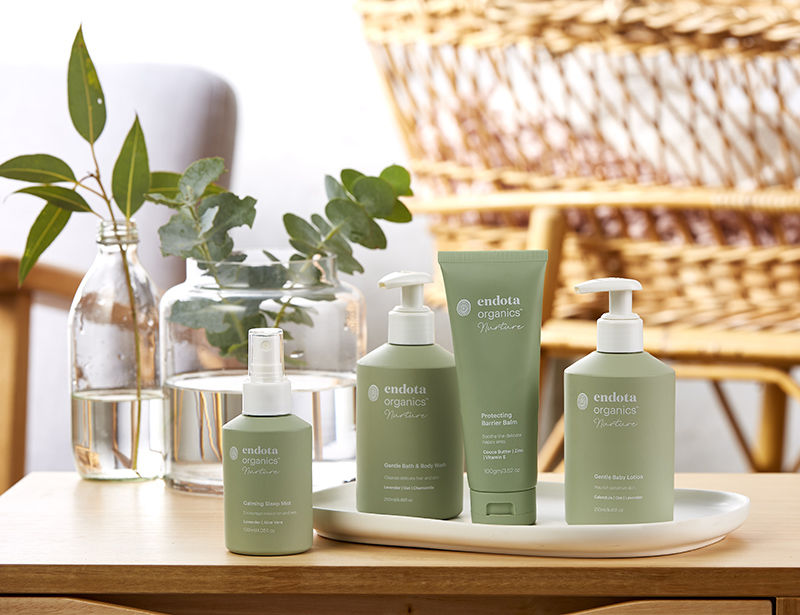 pH-Balancing Baby Care Collections