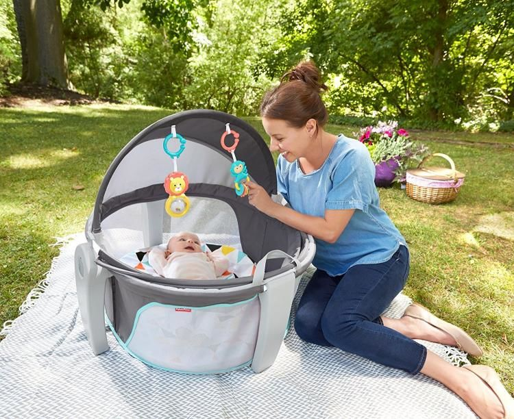 UV Protection Baby Beds
