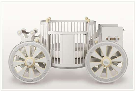 Baby Fairy Tale 15 000 Carriage Crib