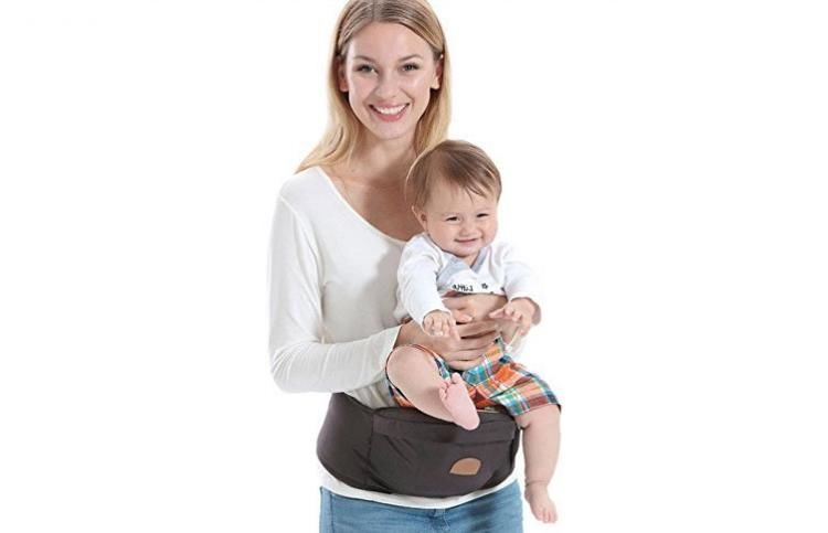 Body-Mounted Toddler Seats