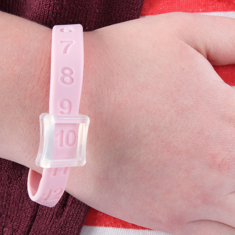 Low-Tech Pregnancy Wristbands