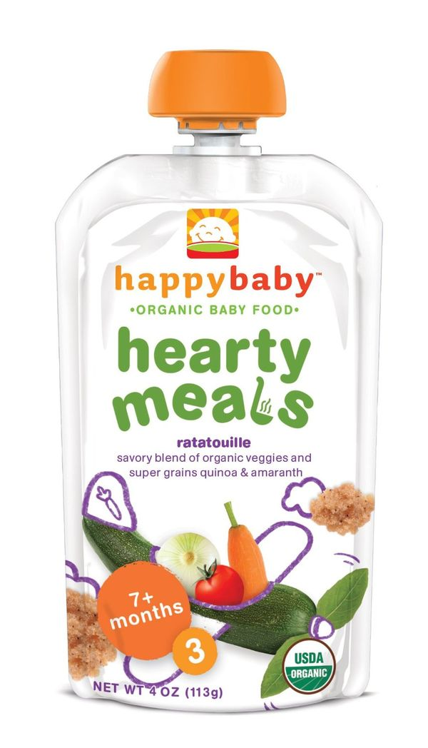 Grown-Up Baby Meals