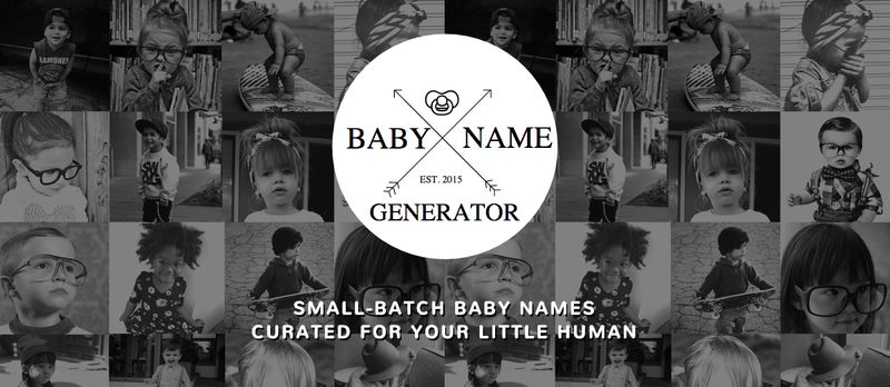 Hipster Name Generators Baby Name Generator