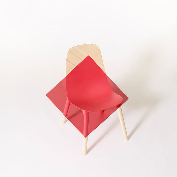 Optical Illusion Seating