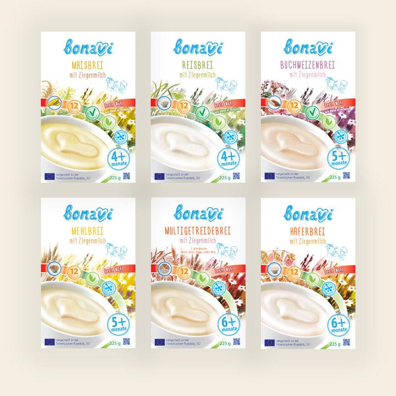 Hypoallergenic Baby Porridges