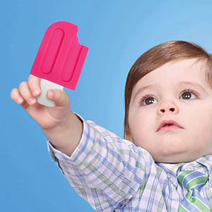 Plastic Popsicle Pacifiers