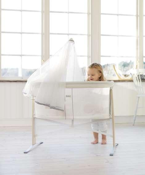 Translucent Baby Cribs