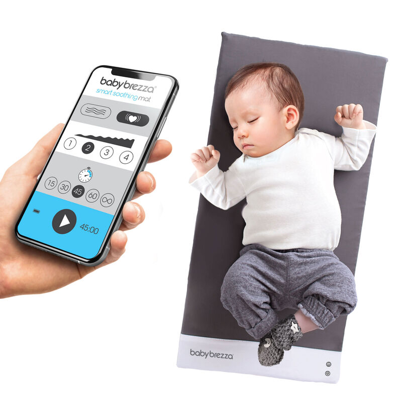 App-Connected Baby Mats