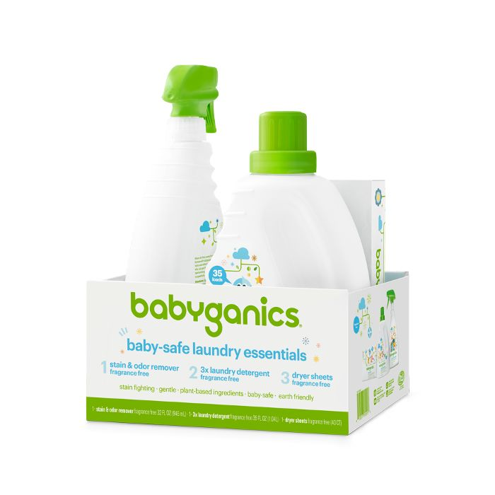 Infant-Friendly Detergents